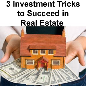 3 Investment Tricks to Succeed in Real Estate - local records office