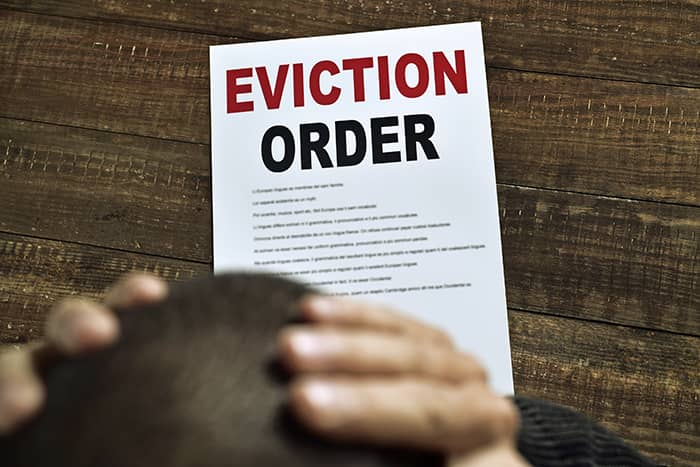 The Local Records Office Predicts Apartment Rental Prices Will Continue to Drop But Evictions Will Go Up